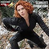 2016 Hollywood Idol Scarlett Johansson Calendar