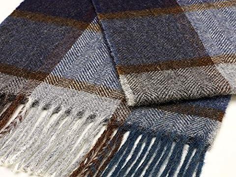 Bronte Couvre-lit–doux en laine d