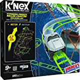 K'NEX 33115 - Thrill Rides - Typhoon Coaster - 649 Pieces - 9+ - Bau- und Konstruktionsspielzeug