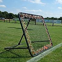 The Soccer Store Adjustable Football Rebounder Net. High Performance Rebound Net (100 x 100cm)
