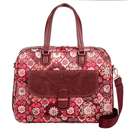 Oilily Oilily Office Bag, Sacs bandoulière femme Red (Rouge)