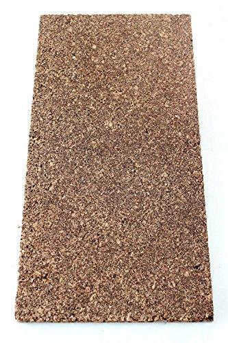 Corcho aislante placa para edificios aislamiento/aislamiento del techo/pared aislamiento/aislamiento de techo/Cabañas etc. Kim Kranholdt Sonderposten (100x 50x 2cm)