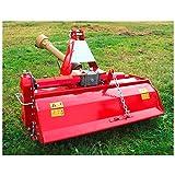 Bodenfräse/Heckfräse 105 für Traktoren 20-30