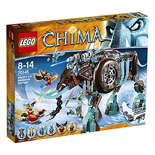 LEGO Legends of Chima 70145 - Maulas Eismammuth - Of Legends Lego Chima-sets