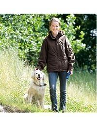 9b3d70b73a03 Owney High Park Damen- Outdoor- Jacke Outdoorjacken für Damen Outdoor  Bekleidung dark brown S