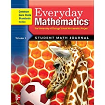 Everyday Mathematics, Grade 1, Student Math Journal 1