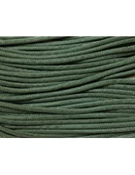 100FT Type III Foliage Green Paracord 550 Parachute Cord 7 Strand Made In USA by PEPPERLONELY
