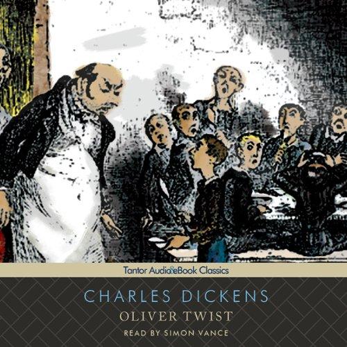 Oliver Twist  Audiolibri