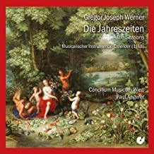 Werner: The Seasons by Concilium Musicum Wien (2011-06-01)