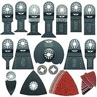 56x topstools punk56sk Mixed Blade Kit für Passat os220os10.8Multitool Multi Tool Zubehör