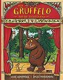 Der Grüffelo. Pop-up-Theaterbuch: Mit Pop-up-Theaterbühne, Programmheft mit Spielanleitung, Spielfiguren