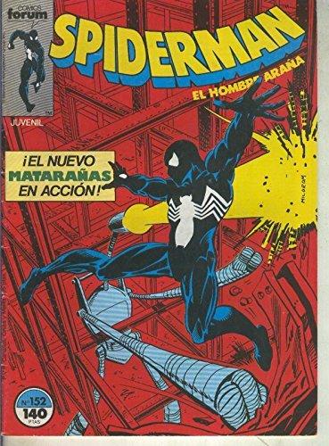 Spiderman volumen 1 numero 152