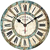 FEI&S la nueva circular Reloj de pared Reloj de pared Diy Digital grande Salón Dormitorio Decoración #20