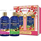 #6: StBotanica Moroccan Argan Hair Shampoo + Argan Hair Conditioner, 300ml