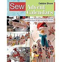 Sew Advent Calendars (English Edition)