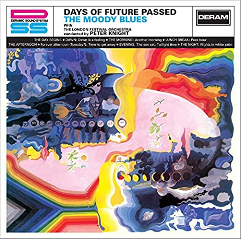 Moody Blues Cd - Days of future