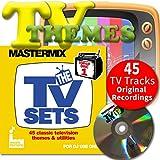 Classic Cuts Presents TV Sets Top Up Vol 1 CD - 80s 90s & 00s Themes