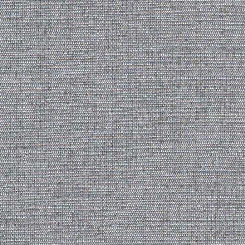 SIEGER 5614 4733 Galette de tabouret en tissu mixte de coton et polyester Gris clair 49 x 49 x 4 cm