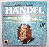 Jubiläumsausgabe: HÄNDEL - Grosse Künstler präsentieren seine beliebtesten Werke [Vinyl Schallplatte] [3 LP Box-Set]