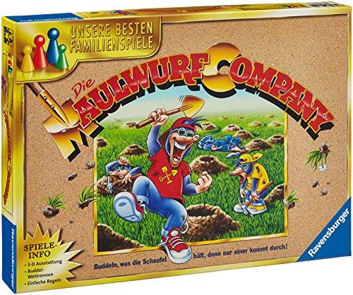 Ravensburger Gesellschaftsspiel Die Maulwurf Company