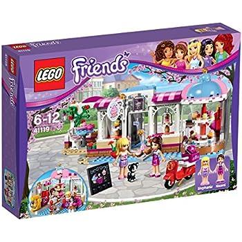 Lego Friends 3061 City Park Café Lego Friends Amazoncouk Toys