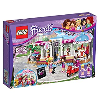 LEGO Friends – Cafetería de Heartlake (41119)
