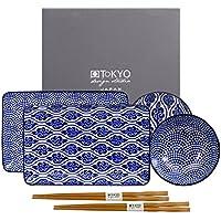dise/ño Nippon Blue 13/cm Tokyo Design Studio 6/cuchara Chen