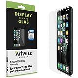 Artwizz Curveddisplay Schutzglas Designed Für Iphone 11 Pro Max Iphone Xs Max Displayschutz Aus Panzerglas Mit 100 Display Abdeckung 9h Härte Elektronik