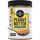 The Butternut Co. Peanut Butter No Stir Unsweetened Creamy No Added Sugar, High Protein, Keto Friendly, Vegan Peanut…