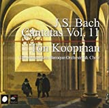 J.S. Bach: Cantatas, Vol. 11 by Koopman: cnd/Amsterdam Baroq (2006-05-09)