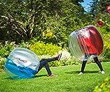SKY TEARS Gonfiabile Bubble Ball Bubble Soccer per Adulti Bambini 120x120cm