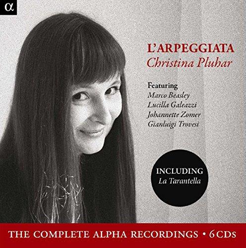 Christina Pluhar & L'arpeggiata-Die Alpha-Aufnah - Marco Gläser