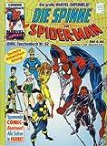 Die Spinne Comic-Taschenbuch 62, Der große MARVEL-Superheld SPIDER-MAN, Condor Marvel Comics.