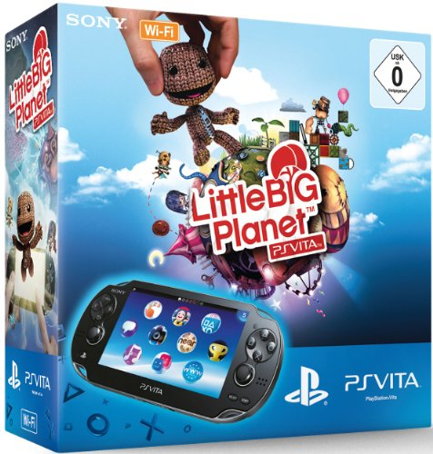 a (WiFi) inkl. Little Big Planet (Download Voucher) + 4 GB Memory ()