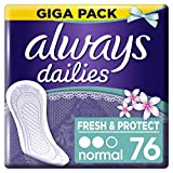 Always Slipeinlagen Fresh&Protect Normal Fresh