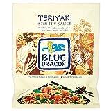 Blue Dragon Revuelva Salsa De Alevines - Teriyaki (120g) (Paquete de 6)