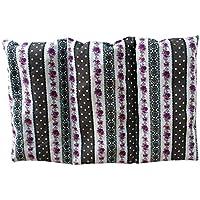 """Cuscino termico """"Vittoriano"""" - 26 x 16 cm (M / L) - pieno di noccioli di ciliegia 330gr - effetto freddo/caldo . saco termiche"""