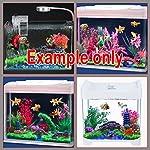 Dimart Simulation Resin Vase with Moss Aquarium Decorations Fish Tank Landscape Ornament 12