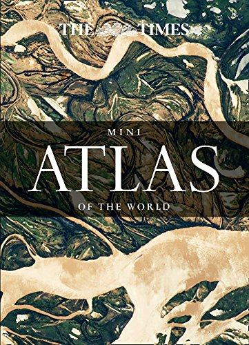 The Times Mini Atlas of the World (World Atlas) por Times Atlases