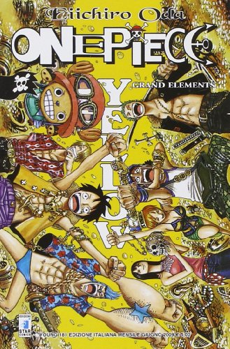 One piece yellow (Young) por Eiichiro Oda