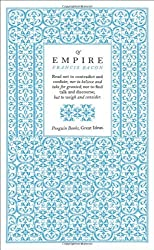 Of Empire (Penguin Great Ideas) by Francis Bacon (2006-05-30)