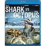 Mega Shark Vs Giant Octopus [Blu-ray] [US Import]