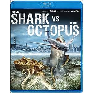Mega Shark Vs Giant Octopus [Blu-ray]