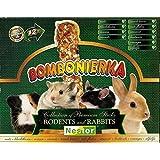 [Gesponsert]NESTOR Nagerfutter Knabberstangen Multipack für Nager und Kaninchen 12 Sticks