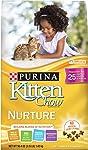 Purina Kitten Chow Nurture Dry Food Bag 1.42kg