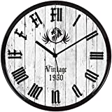 Regent Round Wall Clock With Glass For H...