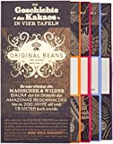 Original Beans Geschichte des Kakaos - Geschenkset, 1er Pack (1 x 280 g)