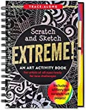 Scratch and Sketch Extreme Trace-Along