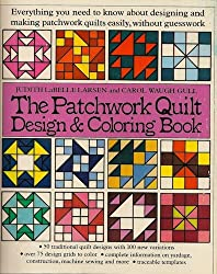 The Patchwork Quilt Design and Coloring Book