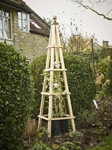 natural-acacia-hardwood-garden-obelisk